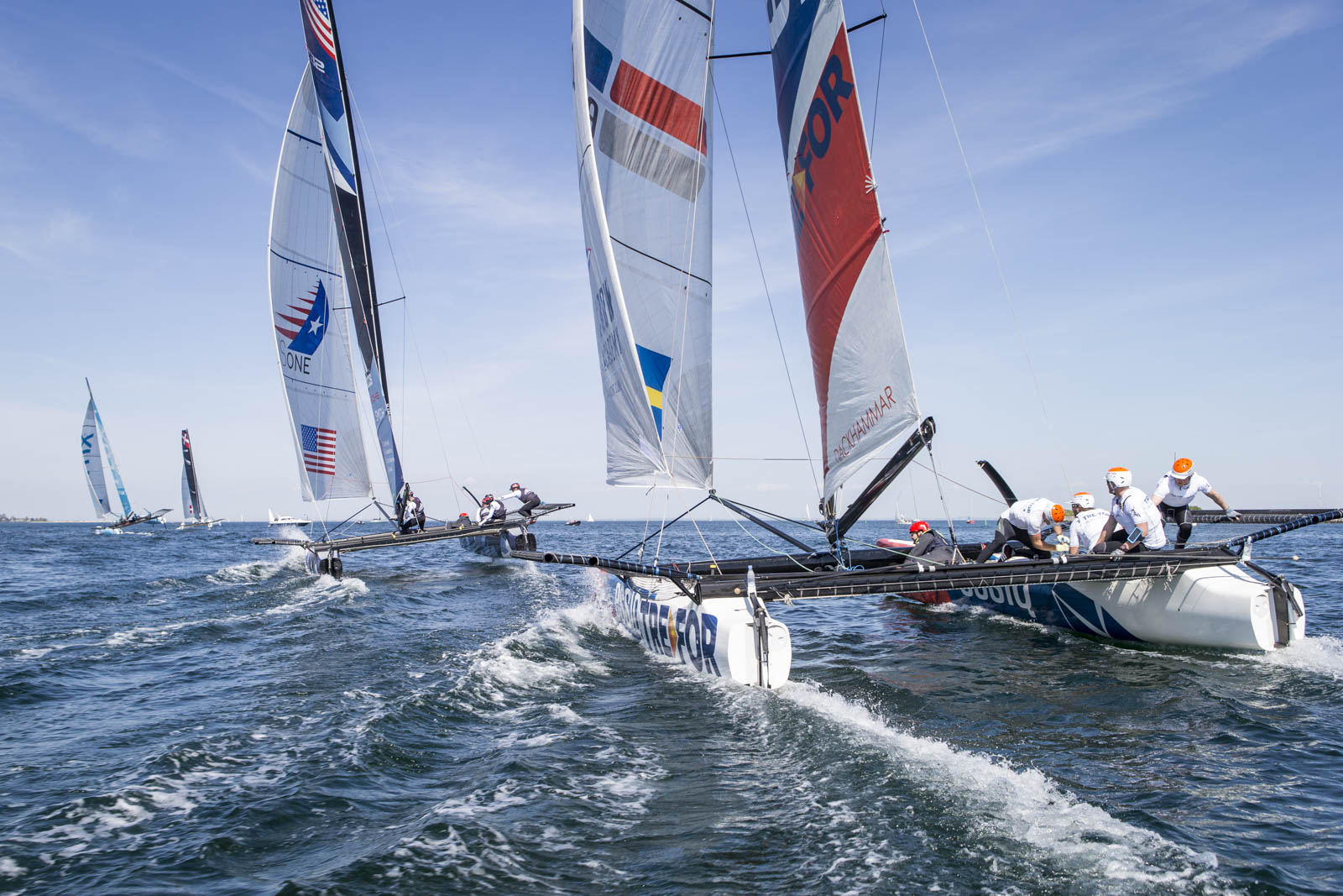 CCYC opens M32 Winter Academy in Valencia