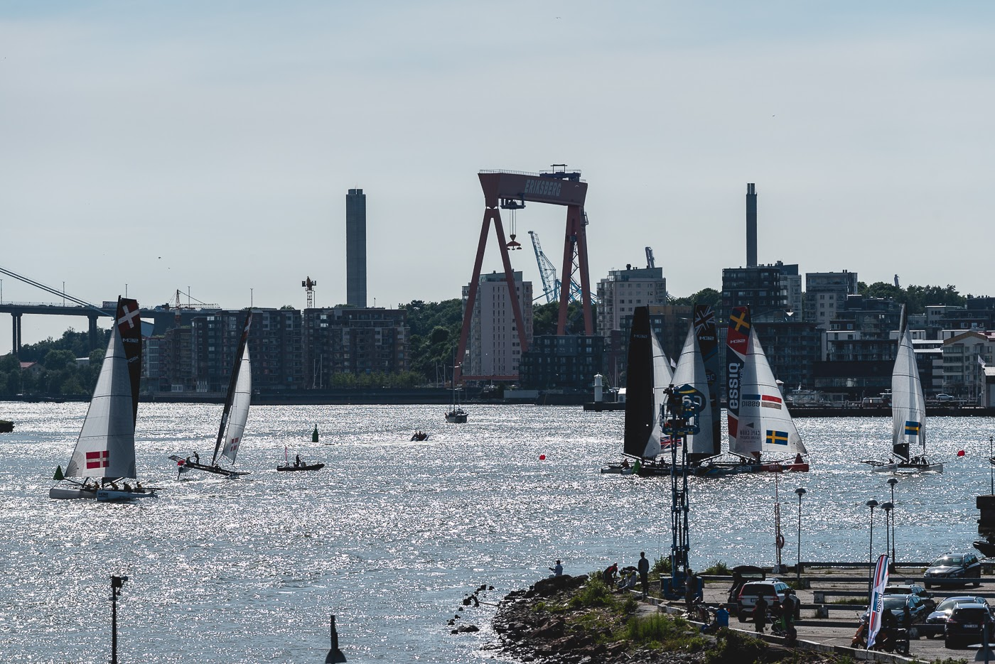 Wallén Racing Take Early Lead in M32 Series Scandinavia