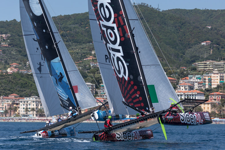 Vitamina Veloce Stronger Than The High Pressure Wins The Second Act In Marina Di Varazze