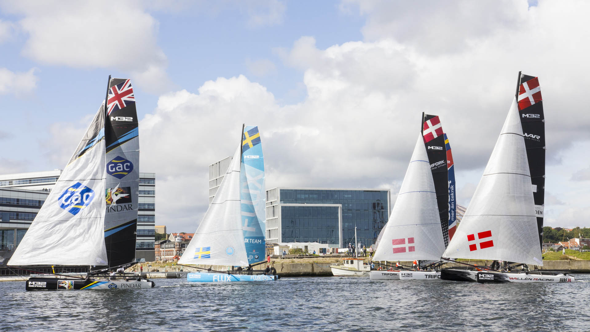 GAC Pindar Steal Series Lead and Event Win Off Home Team in Aarhus